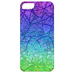Grunge Art Abstract G57 Apple Iphone 5 Classic Hardshell Case by MedusArt
