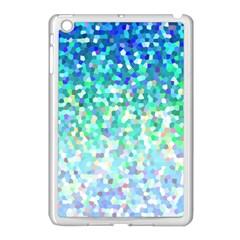 Mosaic Sparkley 1 Apple Ipad Mini Case (white) by MedusArt