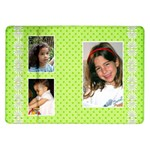Little Princess 2 Samsung Galaxy Tab 10.1  P7500 Flip Case