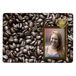 Coffee Samsung Galaxy Tab 10.1  P7500 Flip Case