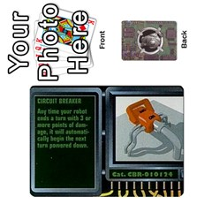 Roborally By Chrystal Dreameraceher Mccullar   Playing Cards 54 Designs   Yvpe35garqyj   Www Artscow Com Front - Heart3