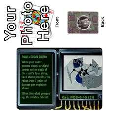 Roborally By Chrystal Dreameraceher Mccullar   Playing Cards 54 Designs   Yvpe35garqyj   Www Artscow Com Front - Spade5