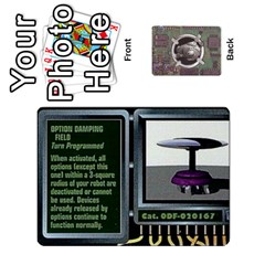 Roborally By Chrystal Dreameraceher Mccullar   Playing Cards 54 Designs   Yvpe35garqyj   Www Artscow Com Front - Diamond10