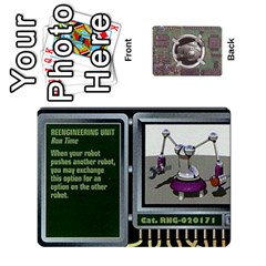 Ace Roborally By Chrystal Dreameraceher Mccullar   Playing Cards 54 Designs   Yvpe35garqyj   Www Artscow Com Front - DiamondA