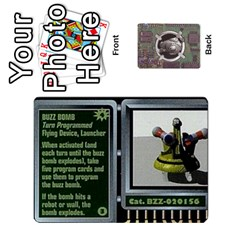 Roborally By Chrystal Dreameraceher Mccullar   Playing Cards 54 Designs   Yvpe35garqyj   Www Artscow Com Front - Club10