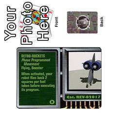 Ace Roborally By Chrystal Dreameraceher Mccullar   Playing Cards 54 Designs   Yvpe35garqyj   Www Artscow Com Front - ClubA