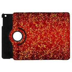 Glitter 3 Apple Ipad Mini Flip 360 Case by MedusArt