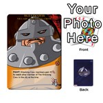 HeMan expansion3 - Playing Cards 54 Designs