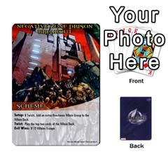 Legendary Batfamily1 By Mark   Playing Cards 54 Designs   Czt9ekx1vi6u   Www Artscow Com Front - Club6