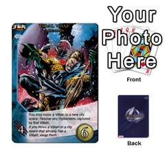 Legendary Batfamily2 By Mark   Playing Cards 54 Designs   U64yxtqn2fkz   Www Artscow Com Front - Club8