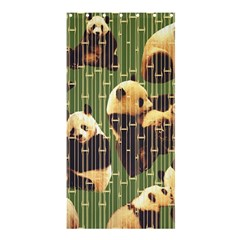 Panda Shower Curtain 36  X 72  (stall) by Contest1848470