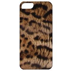 Ocelot Coat Apple Iphone 5 Classic Hardshell Case by BrilliantArtDesigns