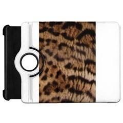 Ocelot Coat Kindle Fire Hd 7  (1st Gen) Flip 360 Case by BrilliantArtDesigns
