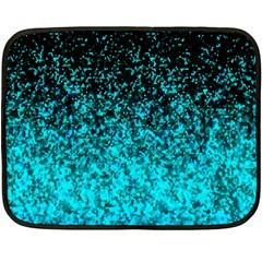 Glitter Dust 1 Mini Fleece Blanket (single Sided) by MedusArt