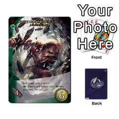 Legendary Expansion5 By Mark   Playing Cards 54 Designs   9q82qk7dvb8w   Www Artscow Com Front - Heart8