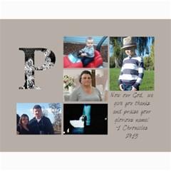 My Calendar 2014 By Inna   Wall Calendar 11  X 8 5  (12 Months)   9h1or3evyb5p   Www Artscow Com Month