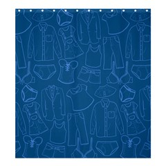Take off your ... part 2 Shower Curtain 66  x 72  (Large) by Contest1736674