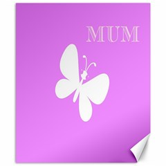 Mom Canvas 8  X 10  (unframed) by Colorfulart23