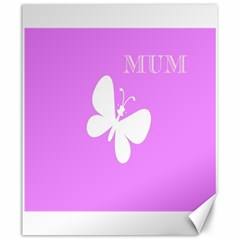 Mom Canvas 20  X 24  (unframed) by Colorfulart23
