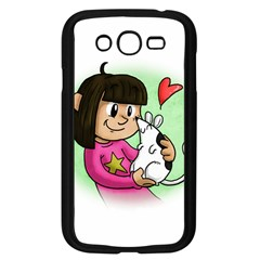 Bookcover  Copy Samsung Galaxy Grand Duos I9082 Case (black) by millieandcupcake