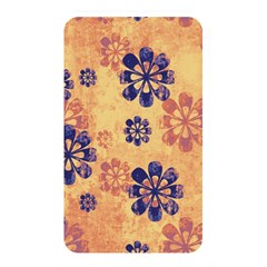 Funky Floral Art Memory Card Reader (rectangular) by Colorfulart23