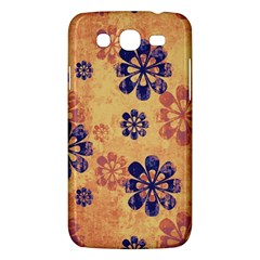 Funky Floral Art Samsung Galaxy Mega 5 8 I9152 Hardshell Case  by Colorfulart23