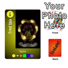 Jack Fireknife 1 Of 2 By Peter Drake   Playing Cards 54 Designs   Hy0k4sc6w5sx   Www Artscow Com Front - DiamondJ