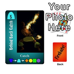 Jack Fireknife 2 Of 2 By Peter Drake   Playing Cards 54 Designs   Pwza8qxy5gxy   Www Artscow Com Front - HeartJ