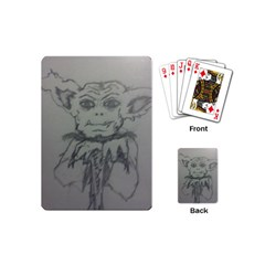 Cutie Creature Playing Cards (mini) by WispsofFantasy