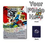schemes ultron acolytes new mm - Playing Cards 54 Designs