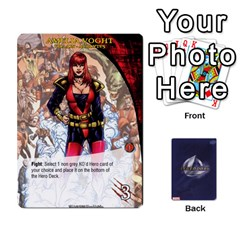 Queen Schemes Ultron Acolytes New Mm By Mark   Playing Cards 54 Designs   Mx1cbd9gajwr   Www Artscow Com Front - ClubQ