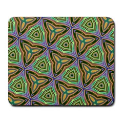 Elegant Retro Art Large Mouse Pad (rectangle) by Colorfulart23