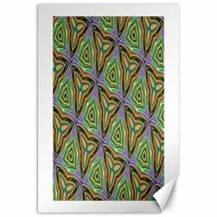Elegant Retro Art Canvas 20  X 30  (unframed) by Colorfulart23