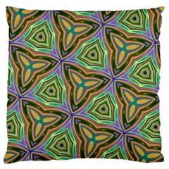 Elegant Retro Art Large Cushion Case (single Sided)  by Colorfulart23