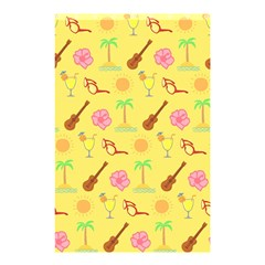 Summer Time Shower Curtain 48  x 72  (Small) by Contest1736674