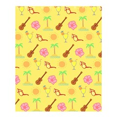 Summer Time Shower Curtain 60  x 72  (Medium) by Contest1736674