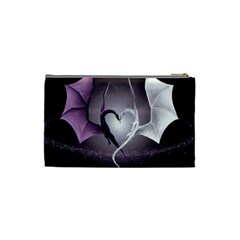 By Jackie Mcpherson   Cosmetic Bag (small)   K1af4g90xqae   Www Artscow Com Back