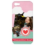 Valentine s Day  - Apple iPhone 5 Hardshell Case
