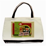 xmas - Basic Tote Bag (Two Sides)