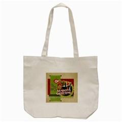 Xmas By Merry Christmas   Tote Bag (cream)   Yo2oargqoxu1   Www Artscow Com Back