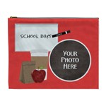 School Days XXXL Cosmetic Bag - Cosmetic Bag (XL)