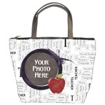 Teacher Bucket Bag