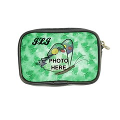 Butterfly Green Coin Purse By Joy Johns   Coin Purse   Rmccjzrup8wb   Www Artscow Com Back