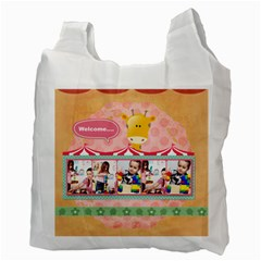 Kids By Kids   Recycle Bag (two Side)   53hrzh9t5g1p   Www Artscow Com Back