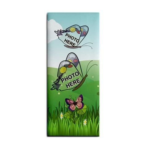 Butterfly Fields Hand Towel By Joy Johns   Hand Towel   Jcryvu9anj44   Www Artscow Com Front