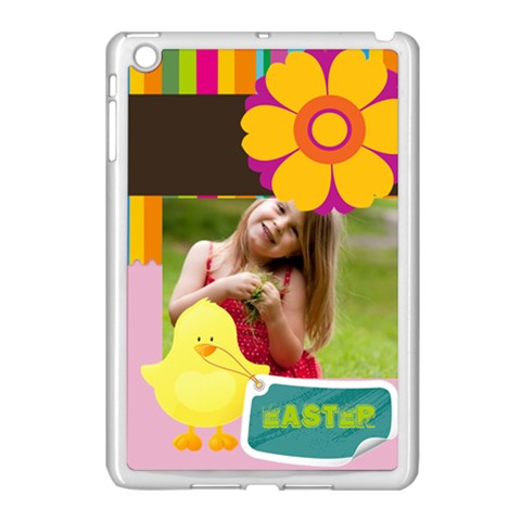 Easter By Easter   Apple Ipad Mini Case (white)   9mzmtupzt90s   Www Artscow Com Front