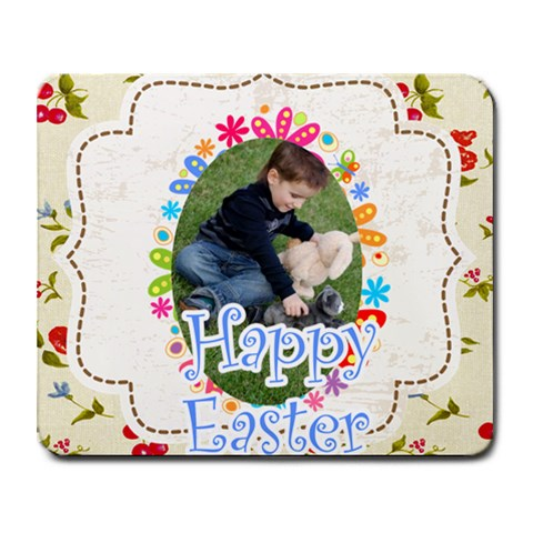 Easter By Easter   Collage Mousepad   693s8jam7o1c   Www Artscow Com 9.25 x7.75 Mousepad - 1