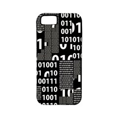 Beauty Of Binary Apple Iphone 5 Classic Hardshell Case (pc+silicone) by StuffOrSomething