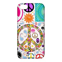 Peace Collage Apple Iphone 5c Hardshell Case by StuffOrSomething