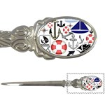 Nautical Collage Letter Opener